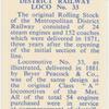 District Railway loco.
