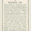 Seaman, 1597.