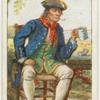 Gunner, 1750.