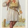 Seaman of the Cinque Ports.