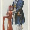Midshipman of 1775-83.