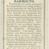 Barmouth.