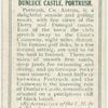 Dunluce Castle, Portrush.