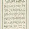 Harlech Castl.e