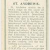 St. Andrews.