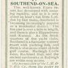 Southend-on-Sea.