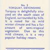 Tonquay, Devonshire.