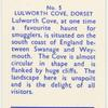 Lulworth Cove, Dorset.