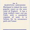 Blackpool, Lancashire.