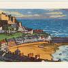 Mont Orgueil Castle. Jersey.