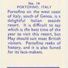Portofino, Italy.
