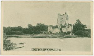 Ross Castle, Killarney.