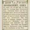 Dovercourt, the cliffs.