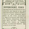 Dovercourt bay.