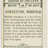Gorleston, Norfolk.