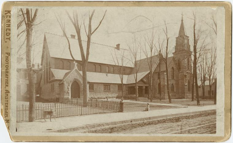 St. Ann's Church, Amsterdam, New York