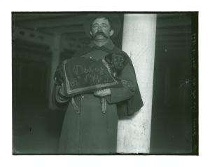 Mascot, 69th Regiment, N.Y.