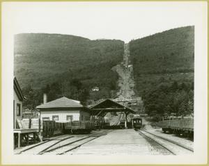 [Catskill Mountain House at Otis Junction]