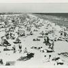 Sunbathers on Jones Beach]