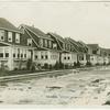 Row of houses in Lynbrook, NY]