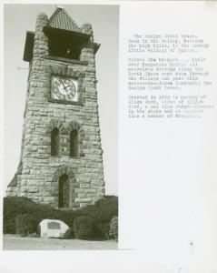 The Roslyn Clock Tower