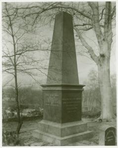 Bryant monument
