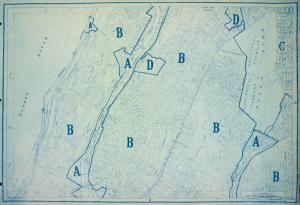 Area District Map Section No. 3