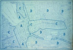 Area District Map Section No. 10
