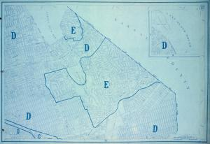 Area District Map Section No. 11
