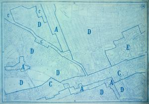 Area District Map Section No. 14