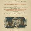 Recueil des habillements de différentes nations. [French title page]