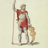 Habit of an antient [sic] Britain. Ancien Breton.