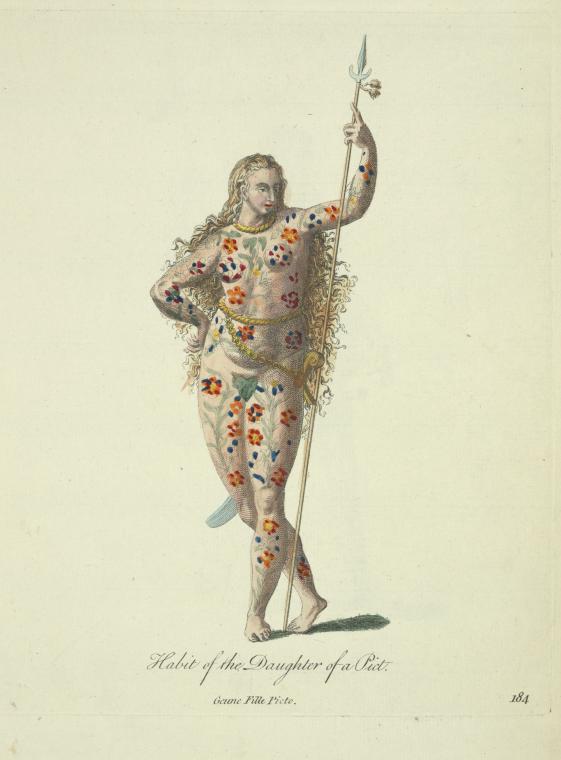 Fascinating Historical Picture of Gijsbert van Veen in 1590