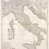 Tabula Italiæ antiquæ geographica.