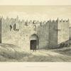 Gate of Damascus.