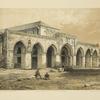 Façade of the Mosque el-Aksa.