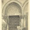 Gate of the entrance-door to the Church of the Resurrection..