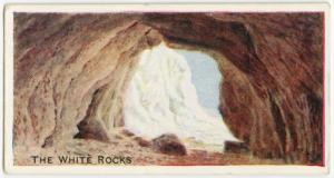 The White Rocks.