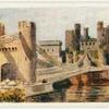 Conway Castle.