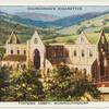 Tintern Abbey, Monmouthshire.