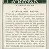 Kyles of Bute, Argyll.