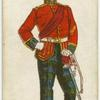 Officer. Royal Scots Fusiliers.
