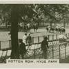 Rotten Row, Hyde Park.