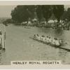 Henley Royal Regatta.