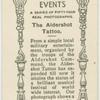 The Aldershot Tattoo.