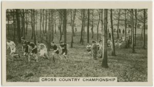 Cross-country  Championship.
