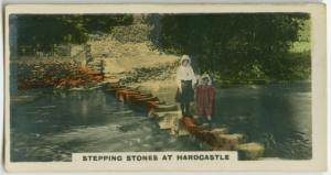 Stepping stones at Hardcastle.