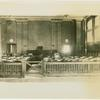 Court room in the Los Angeles Court house where the trial of the McNamara brothers will be held