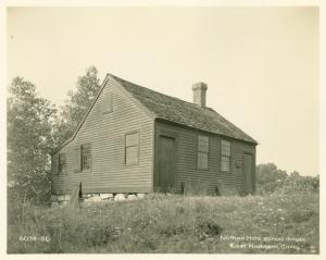 Nathan Hale school-house East Haddam, Conn