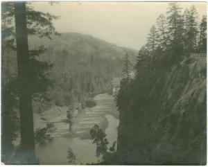 South Fork Eel River, California